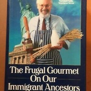 Other - ⭐The Frugal Gourmet On Our Immigrant Ancestors⭐